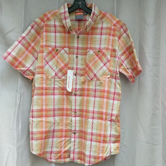 Merrell Other - NWT Merrell Charlton YD Short Sleeve Button Up